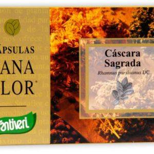 CÁSCARA SAGRADA SanaFlor cápsulas
