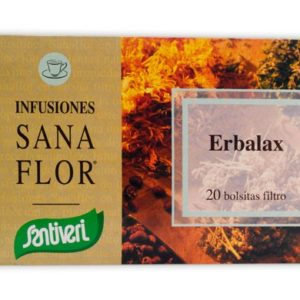 ERBALAX SanaFlor, Infusión