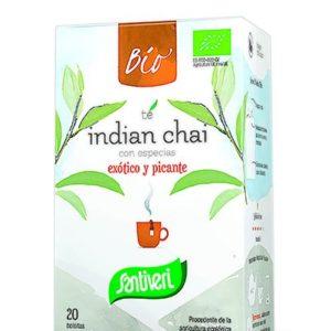 TÉ INDIAN CHAI, Infusión bio
