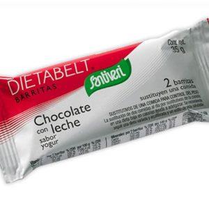 BARRITAS CHOCOLATE CON LECHE, dietabelt