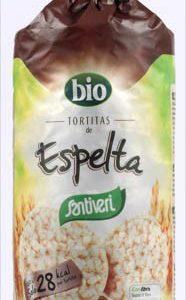 TORTITAS DE ESPELTA BIO