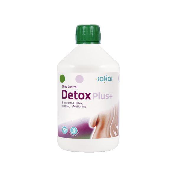 DETOX PLUS+, Sline Control