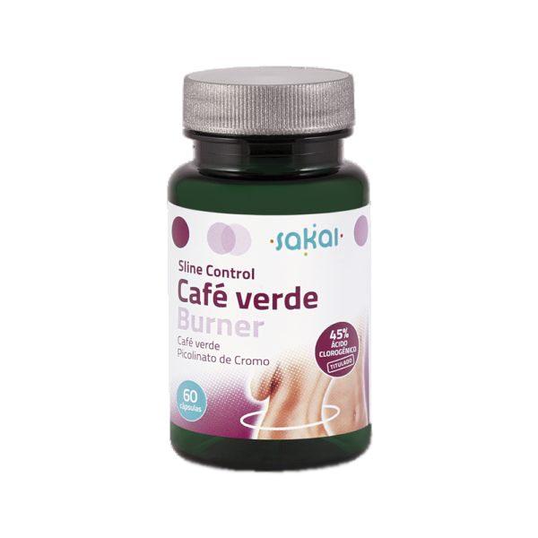 CAFÉ VERDE BURNER, Sline Control