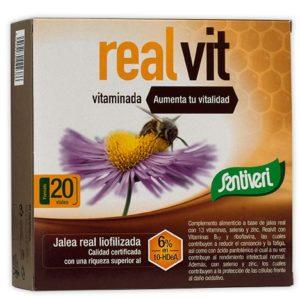 REALVIT Vitaminada. Viales