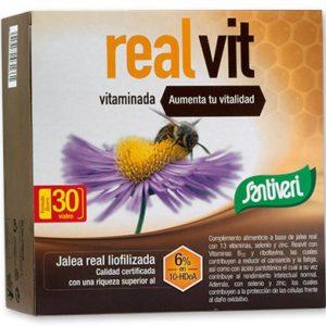 REALVIT Vitaminada, 30 viales