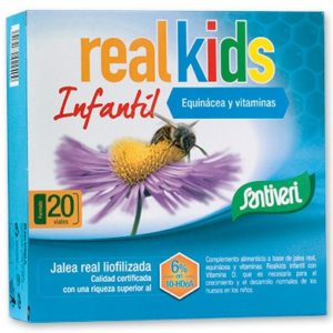 REALKIDS Infantil, viales