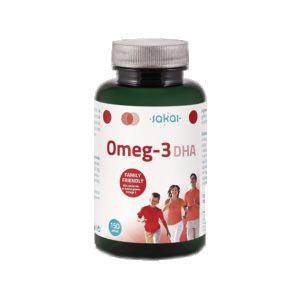 OMEG-3 DHA, 150 perlas