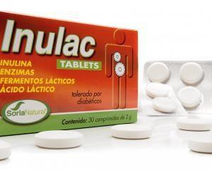 INULAC TABLETS, comprimidos