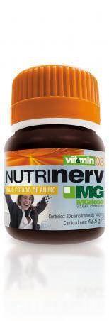 NUTRINERV MGDOSE, 60comp