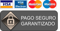 logos de tarjetas admitidas