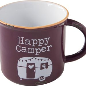 TAZA HAPPY CAMPER NATURAL LIFE